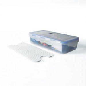 Super Lock กล่องใส่อาหาร ความจุ 1800 มล. ปราศจากสารก่อมะเร็ง (BPA Free) รุ่น 5013