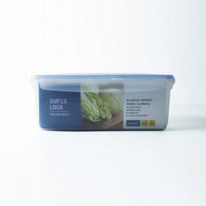 Super Lock กล่องใส่อาหาร ความจุ 4700 มล. ปราศจากสารก่อมะเร็ง (BPA Free) รุ่น 5015