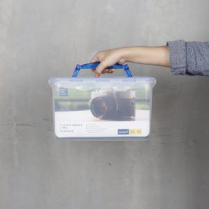 Super Lock กล่องถนอมอาหาร ความจุ 8400 มิลลิลิตร Super Lock รุ่น 5051