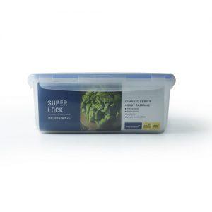 Super Lock กล่องใส่อาหาร ความจุ 4200 มล. ปราศจากสารก่อมะเร็ง (BPA Free) รุ่น 5057