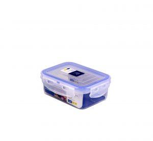 กล่องอาหาร คละสี ลาย Disney Tsum Tsum ความจุ 350 มิลลิลิตร Super Lock #6114