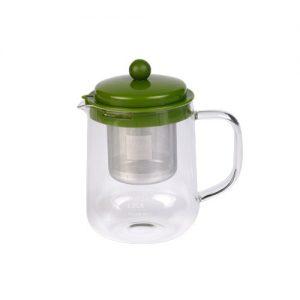Super Lock กาแก้วชงชา พร้อมที่กรองชา 1,100 มล. ปราศจากสารก่อมะเร็ง (BPA Free) รุ่น 5549
