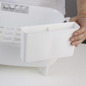Micronware ที่คว่ำจาน ปราศจากสารก่อมะเร็ง (BPA Free) สีขาว รุ่น 5596