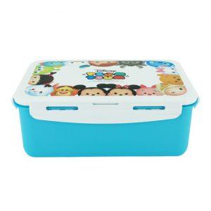 Super Lock กล่องอาหาร แพ็ก 4 กล่อง 8 ชิ้น ลายลิขสิทธิ์แท้ ปราศจากสารก่อมะเร็ง (BPA Free) รุ่น 6116-S08