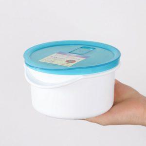 Super Lock กล่องใส่อาหาร ความจุ 800 มล. ปราศจากสารก่อมะเร็ง (BPA Free) รุ่น 6033