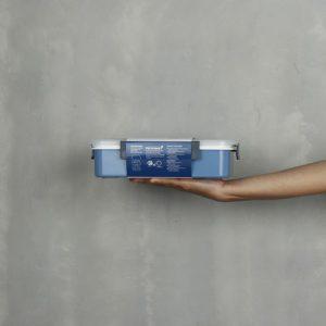 Super Lock กล่องอาหาร 5 ช่อง 6165 มีถ้วยเพื่อแยกใส่น้ำจิ้ม BPA Free ไม่หก ไม่รั่วซึม