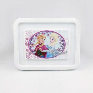 Micronware กล่องอเนกประสงค์ ลายลิขสิทธิ์ Frozen ความจุ 30 ลิตร ปราศจากสารก่อมะเร็ง (BPA Free) รุ่น 6663