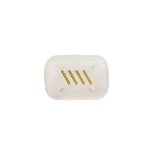 Micronware กล่องใส่สบู่ มีฝาปิด รุ่น LC02